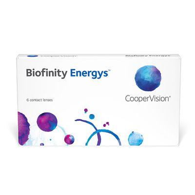 produit lentille Biofinity ENERGYS