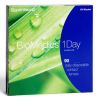 produit lentille Biomedics 1 Day 90