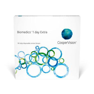 produit lentille Biomedics 1 Day Extra 90
