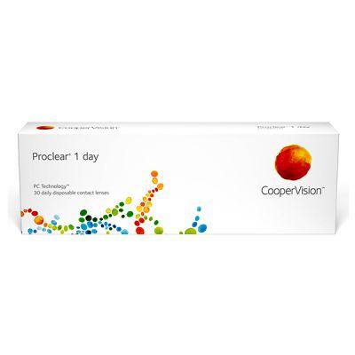 produit lentille Proclear 1 Day 30