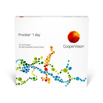 produit lentille Proclear 1 Day 90