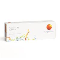 produit lentille Proclear 1 Day Multifocal