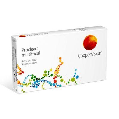 produit lentille Proclear Multifocal