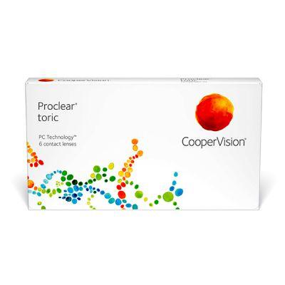 produit lentille Proclear Toric