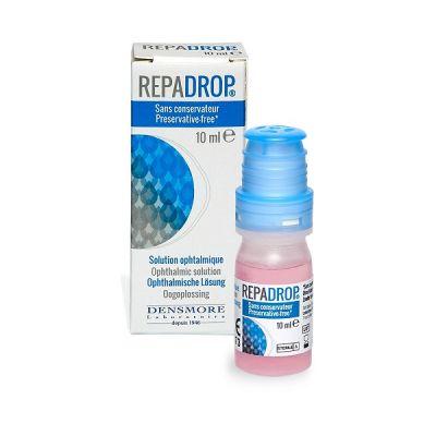 produit lentille Repadrop 10ml