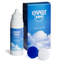 produit lentille EverSee 60 ml