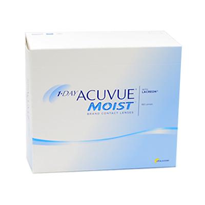 produit lentille 1-Day Acuvue Moist 180