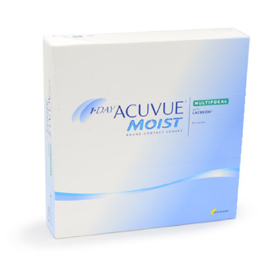 produit lentille 1-Day Acuvue Moist Multifocal 90