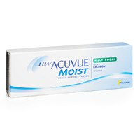 produit lentille 1-Day Acuvue Moist Multifocal 30