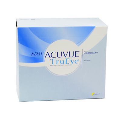 produit lentille 1 Day Acuvue TruEye 180