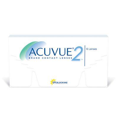 produit lentille Acuvue 2