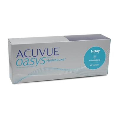 produit lentille Acuvue Oasys 1 day 30
