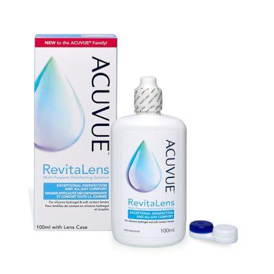 produit lentille Acuvue Revitalens 100ml