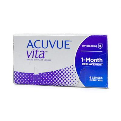 produit lentille Acuvue VITA