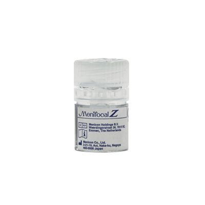 produit lentille Menifocal Z