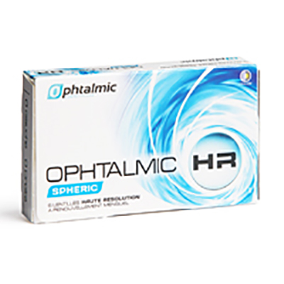 produit lentille Ophtalmic HR SPHERIC