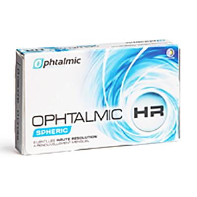 produit lentille Ophtalmic HR SPHERIC