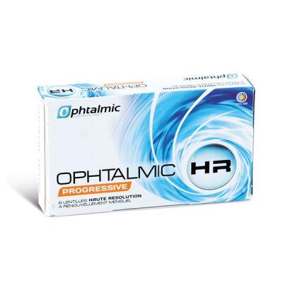 produit lentille Ophtalmic HR PROGRESSIVE