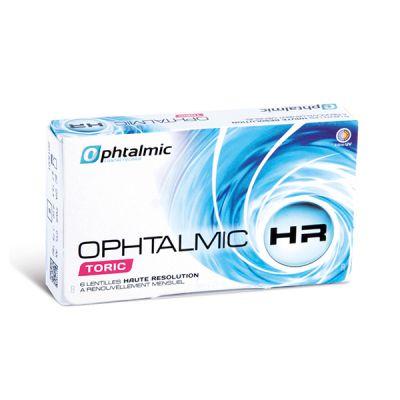 produit lentille Ophtalmic HR TORIC
