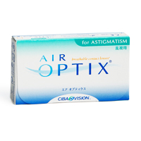 Compra de lentillas Air Optix for Astigmatism